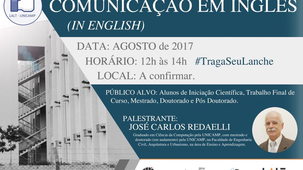 Comunicação em Inglês